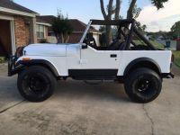 Find 1984 Amc Jeep CJ-7 Rolling Restoration motorcycle in Destin, Florida, United States, for US $13,687.00