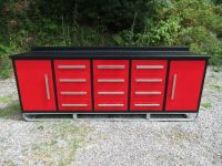 Large Shop Sized Work Bench - Very Heavy Duty