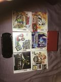 Nintendo 3ds, ds, gba, and psp