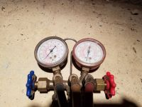 HEAT AND AIR PRESSURE GAUGES FOR HOME