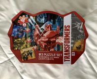 Transformer Puzzles in Tin