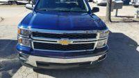 2014 Chevrolet Silverado 1500 2WD Double Cab 143.5