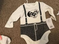6 to 9 months disney Dalmatian onsie new with tags