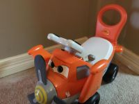 Planes fire and rescue ride-on