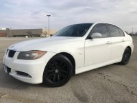 2006 BMW 325 BROWN LEATHER VERY CLEAN