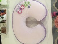 Boppy Pillow with Cover