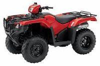 2017 Honda FOREMAN Utility ATVs Cedar City, UT