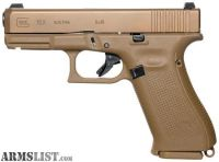 For Sale: NIB GLOCK G19X 9MM PISTOL