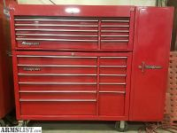 For Sale/Trade: Snap-on tool box with cabinet