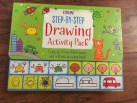 Usborne Step by Step Drawing pack