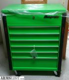 For Sale: Snap On Compact 6 Drawer Roll Cart ~ Extreme Green ~ OR ~ Royal Blue ~ NEW