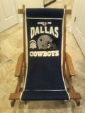 Dallas Cowboys chair