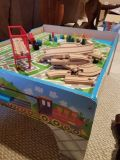 Train Table & Toys