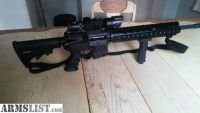 For Sale: Anderson 7.62x39 AR 15