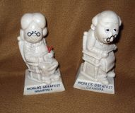 Grandpa & Grandma Figurines