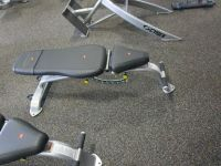 (3) Cybex 10-80 Degree Adjustable Benches RTR#7103367-04