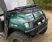 Find Seizmik Brush Guard & Hood Rack Kit Polaris Ranger 500 2x4 2005-2008 motorcycle in Berea, Ohio, United States, for US $247.49