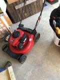 Troy built lawn mower perfect condition