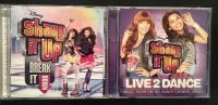 2 SHAKE IT UP CD'S + DVD w/Dance moves
