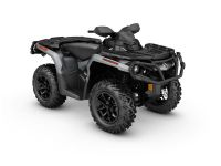 2017 Can-Am Outlander XT 650 Utility ATVs Boonville, NY