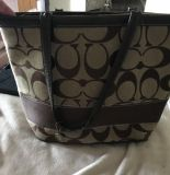 Coach handbag (straps need to be reupholstered)