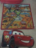Cars/lightning McQueen rugs