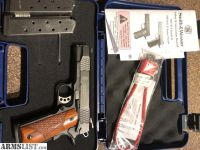 For Sale: Smith & Wesson SW1911sc
