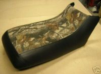 Purchase yamaha bear tracker camo seat cover (other patterns) motorcycle in Howard, Pennsylvania, US, for US $29.99