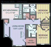 3 bedroom in Pearl