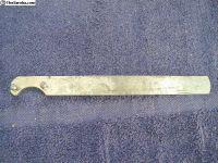 P208 Alternator Wrench Early 911 Tool Kit