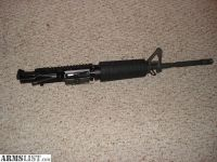 """For Sale: AR15 complete Upper with BCG & Handle, 16"""" Barrel 5.56 cal."""