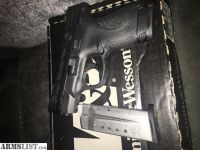 For Trade: Smith and Wesson M&P shield 9mm