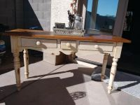Ethan allen end table and sofa table