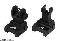 For Sale: Aero Precision AR15 Flip Up Sight Set