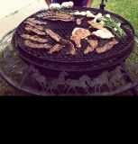 BBQ fire pits smokers