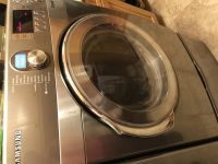Samsung Dryer Deluxe Model with Steam