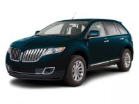2011 Lincoln MKX Base (Blue)