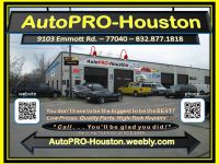 Auto Repair Shop with Mobile Mechanics Houston TX