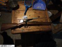 For Sale/Trade: Jap bolt action