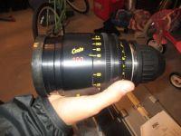 25mm, 50mm, 100mm Cooke MiniS4/i Lenses RTR#7111187-01