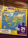 NEW PKG: WHERE IN THE WORLD AM I