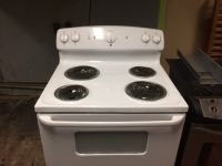 GE Electric Stove Oven