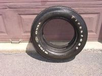 Sell VINTAGE FIRESTONE WIDE OVAL TIRE F60-15 BOSS 429 302 SS CHEVELLE Z28 CAMARO motorcycle in Hamburg, Pennsylvania, United States, for US $199.99