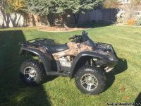 Mint Condition 2007 Honda Rincon camo 700cc 4x4 Atv $1600