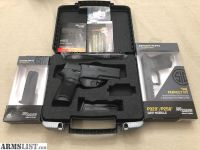 For Sale: Sig Sauer P320 (Factory Upgraded)