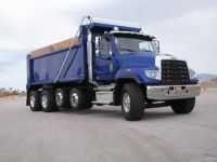 Dump truck financing for all credit types, including startups