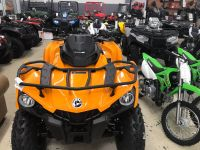2018 Can-Am Outlander DPS 570 Utility ATVs Corona, CA