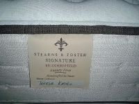 $820, Stearns and foster king brand new with box really cheap worth alot more