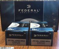 For Sale: Federal .22LR