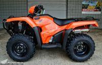 2018 Honda TRX500FM6 Utility ATVs Cedar City, UT